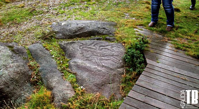 Petroglifos de tipo naturalista
