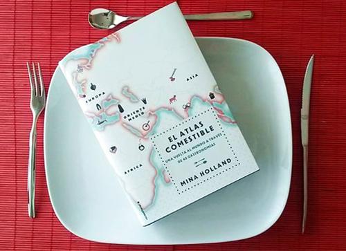Libro Atlas Comestible