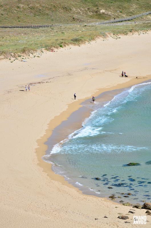 playa de mar de Foa