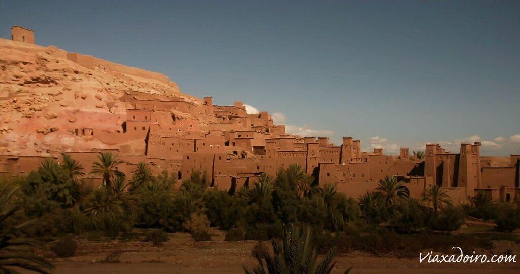 Marrakech y el Norte del Sahara